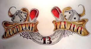 good luck bad luck by heartbreakangie on deviantart