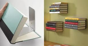 L Bracket Bookshelf Magic Levitating Bookshelf Diy Salted Cake