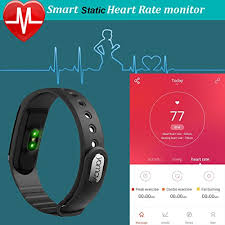 iphone sleep monitor bracelet images My workout watch yamay hr2 heart rate monitor fitness jpg