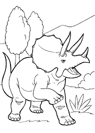 100 dinosaurs and extinct animals coloring pages coloring