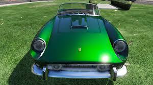 Ferrari California Gt 250 - 1957 ferrari 250 gt california spyder lwb gta5 mods com