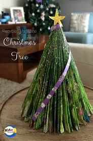 christmas saran wrap christmas tree fantastic image inspirations