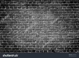 wall dark brick wall