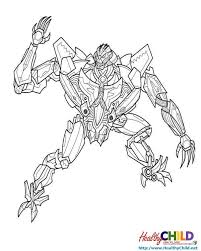 megatron coloring pages transformers coloring pages the sun flower pages