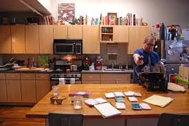the kitchen spy a look inside jamie bissonnette u0027s south end pad