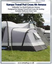 Universal Awning Annexe Annex U0026 Inner Tents