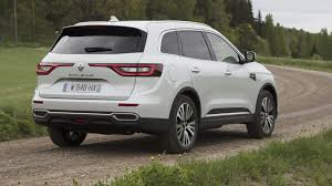 renault car leasing renault koleos 2017 review by car magazine