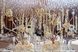 manzanita trees chic celebration