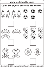 math counting worksheet kindergarten worksheets free printable worksheets worksheetfun