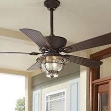 nautical outdoor ceiling fans dark aged bronze outdoor ceiling fan with lantern outdoor areas