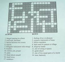 free crossword puzzle maker for bridal shower wedding invitation