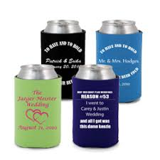wedding koozie quotes 10 places to find wedding koozies bestbride101