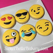 emoji cookies order here http www sweetbellabakery order