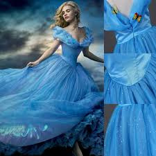 Blue Butterfly Halloween Costume Buy Wholesale Blue Cinderella Dress China Blue