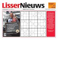 Hypotheek Bankafschrift Studieschuld Ln Week 05 17 By Uitgeverij Verhagen Issuu