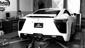 lexus lfa v10 engine for sale 2010 lexus lfa breaks champagne glass behind scenes youtube