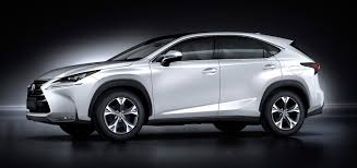 lexus nx 300h electric range 2015 lexus nx range revealed ahead of beijing debut