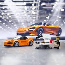 lamborghini lego lego adds the mclaren 720s to speed champions series