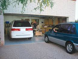 garage door dimensions 1 car