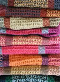 Waffle Weave Kitchen Towels by 263 Best Handwoven Towels Images On Pinterest Hand Weaving Tea