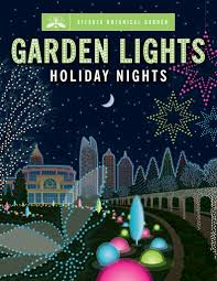 atlanta botanical garden lights garden lights holiday nights at atlanta botanical garden giveaway