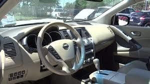 used one owner 2013 nissan murano sl chicago il western ave nissan