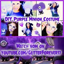 Purple Minion Halloween Costume 69 Halloween Costumes Images Costumes