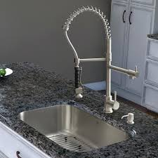 Vigo Stainless Steel Pull Out Kitchen Faucet Marvelous Vigo Kitchen Faucet Stainless Steel Pull Out Spray