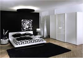 Black And Silver Bedroom by Interior Bedroom Decorating Ideas Black And White Throughout