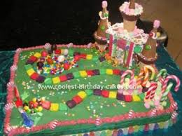 candyland birthday cake the 25 best cake land ideas on candy land cakes
