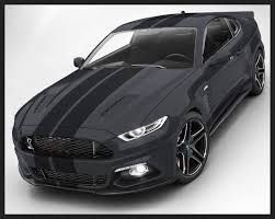 ford mustang 2015 black the 2015 ford mustang in matte black ford mustangs