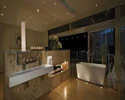 pretty design bathroom ideas built in fireplace bathtub floating