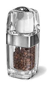 amazon com cole u0026 mason seville salt shaker and pepper grinder