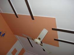 Pop Design Without Fall Ceiling