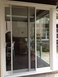 Patio Screen Doors Sliding Patio Screen Door Locks Exterior Doors And Screen Doors