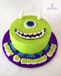 monsters inc birthday cake inc birthday cake cakecentral