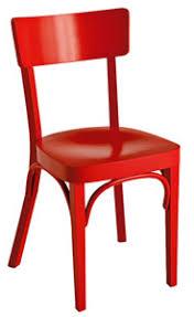 chaises cuisine bois chaise bistrot 2 la chaise en bois mademoiselle déco déco