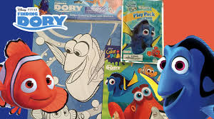 finding dory coloring giant glitter 3d coloring book grab u0026