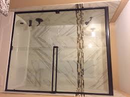 Cardinal Shower Door by Framed Shower Portfolio Page Example Pictures Of Our Work