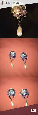not on the high earrings one of a clip on earrings one of a clip on earrings