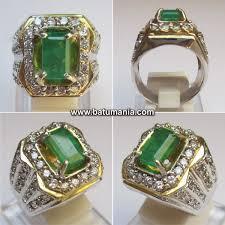 harga cincin jewelry cincin batu jamrud colombia jewelry batu colombia