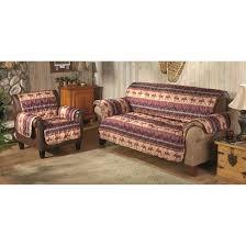 Sofa Sizes Castlecreek Northwoods Furniture Cover 674355 Furniture Covers
