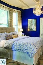 Interior Contemporary Romance Royal Blue Bedrooms Blue - Blue color bedroom ideas