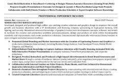 best administrative general manager resume example livecareer