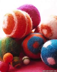 How To Make Decorative Balls Tissue And Crepe Paper Crafts Martha Stewart