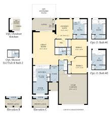 best modern custom floor plans for new homes decora 11700