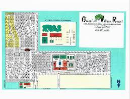 Mesa Az Map Greenfield Village Rv Resort Retirement Lifestyle Active