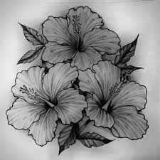 the 25 best hibiscus flower tattoos ideas on pinterest hibiscus