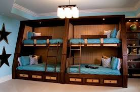 Bunk Beds Optimal Solution For Large Families - Large bunk beds