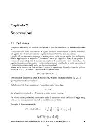 dispense algebra lineare dispense algebra lineare 28 images teoria algebra lineare